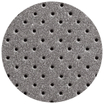 Perforated Grey